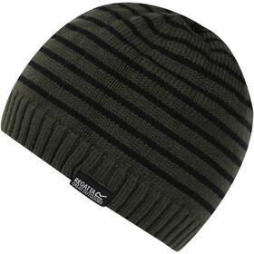 Regatta Tarley Hat Kids khaki/black